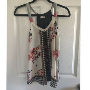 LIKE NEW ALTAR'D STATE TANK TOP BLOUSE